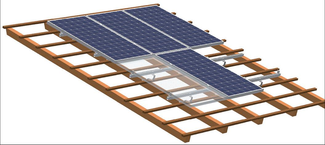 Solar Pv Systems Panel Roof Fixings Battery Storage L